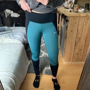 NWT Under Armour leggings!!